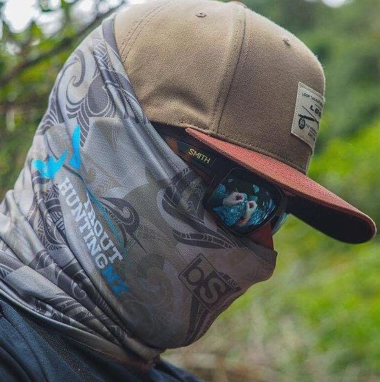 Fly fishing face mask